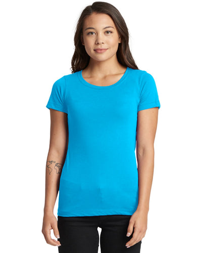 Next Level Ladies Ideal T N1510 Turquoise