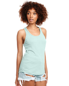Next Level Ladies Ideal Racerback Tank N1533 Mint