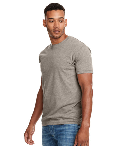 Next Level Mens Cvc Crew N6210 Warm Gray