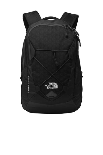the north face groundwork backpack nf0a3kx6 tnf black