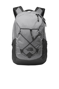 the north face groundwork backpack nf0a3kx6 mid grey asphalt grey
