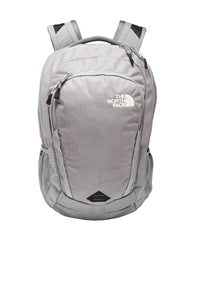 the north face connector backpack nf0a3kx8 mid grey dark heather mid grey