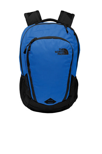 the north face connector backpack nf0a3kx8 monster blue tnf black