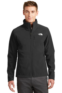 The North Face TNF Black NF0A3LGT jacket company logo
