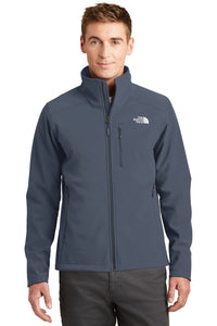The North Face Urban Navy NF0A3LGT jacket company logo