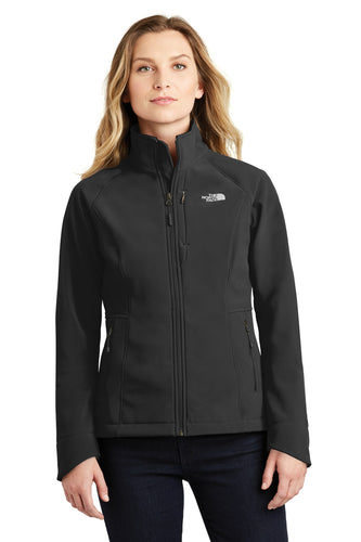 The North Face TNF Black NF0A3LGU business jackets with logo
