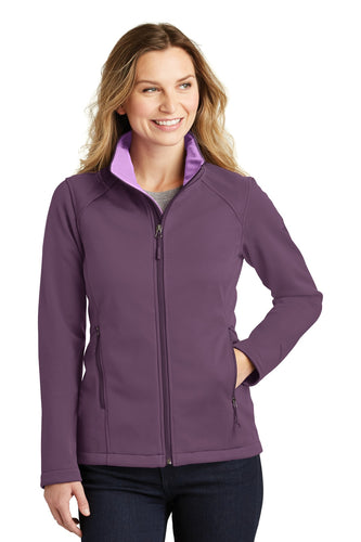 The North Face Blackberry Wine NF0A3LGY business jackets with logo