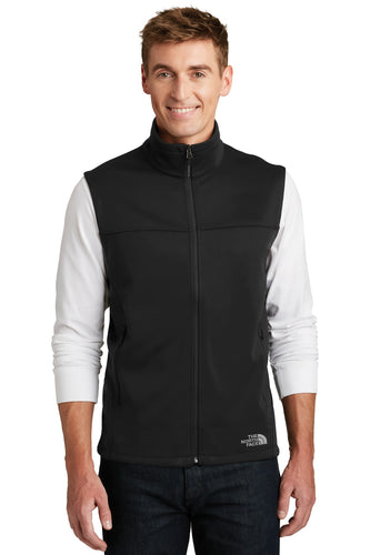 The North Face TNF Black NF0A3LGZ company embroidered jackets