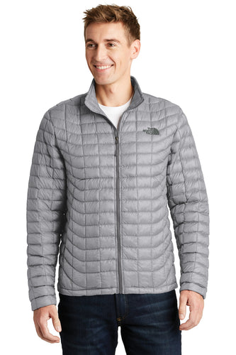 The North Face Mid Grey NF0A3LH2 business logo jackets