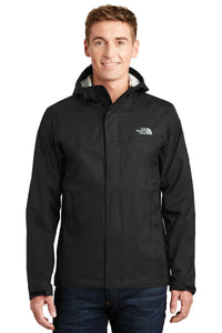 The North Face TNF Black NF0A3LH4 promotional jackets company logo