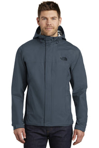 The North Face Shady Blue NF0A3LH4 jackets with company logo