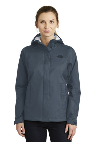 The North Face Shady Blue NF0A3LH5 company logo jackets