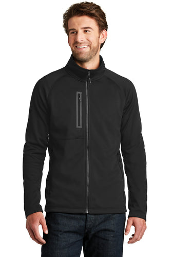 The North Face TNF Black NF0A3LH9 promotional jackets company logo