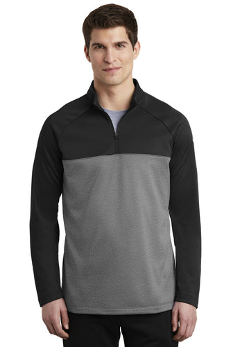 Nike Black/ Dark Grey Heather NKAH6254 custom printed sweatshirts