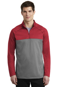 Nike Gym Red/ Dark Grey Heather NKAH6254 custom printed sweatshirts