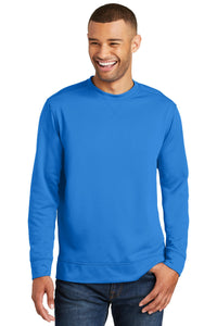 Port & Company Royal PC590 sweatshirts with logo printed