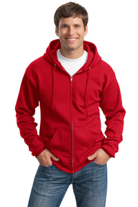 Port & Company Red PC90ZHT  sweatshirts with logos