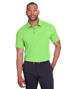 Spyder Lime Stripe S16544 business polos with logo