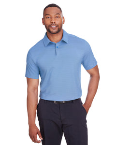 Spyder Royal Stripe S16544  business polos with logo