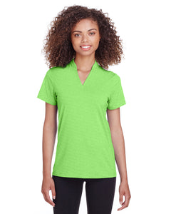 Spyder Lime Stripe S16563  business polos with logo