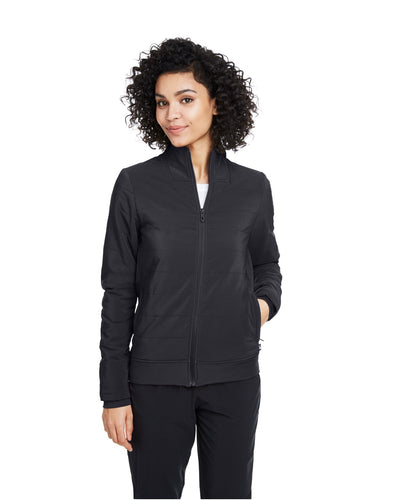 embroidered jackets for business Spyder BLACK S17388