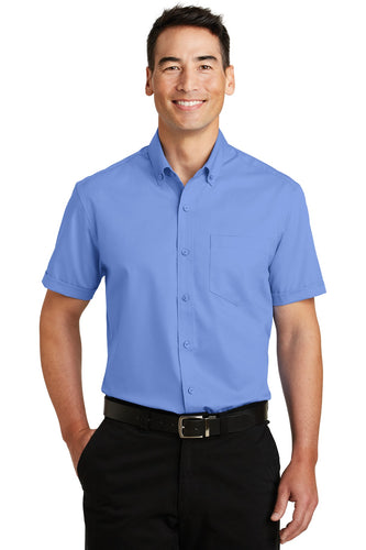 Port Authority Short Sleeve SuperPro Twill Shirt