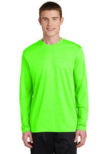 Sport-Tek PosiCharge RacerMesh Long Sleeve Tee