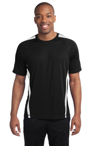 Sport-Tek Colorblock PosiCharge Competitor Tee
