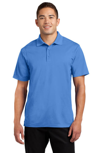 Sport-Tek Blue Lake TST650 business polo shirts embroidered