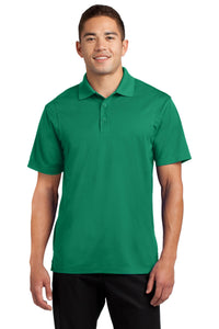 Sport-Tek Kelly Green TST650 business polo shirts embroidered