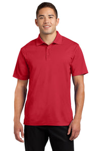 Sport-Tek True Red TST650 custom company polos