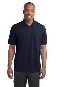 Sport-Tek True Navy ST680 custom made work polo shirts