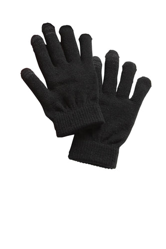 sport tek spectator gloves sta01 true navy