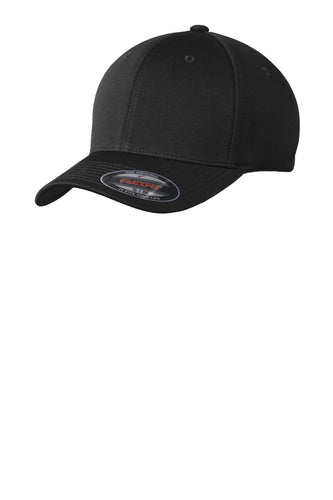 sport tek flexfit cool dry poly block mesh cap black