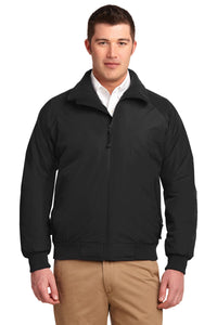 port authority true black/ true black tlj754 promotional jackets company logo