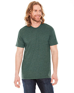 american apparel_bb401w_heather forest_company_logo_t-shirts