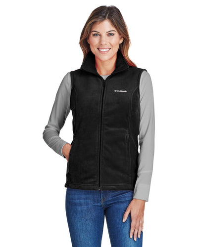 Columbia Black C1023  promotional jackets company logo