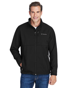 columbia ascender soft shell c6044 black
