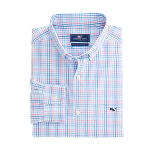 Vineyard Vines Men's Friendly Island Classic Tucker 1W3483 Pink