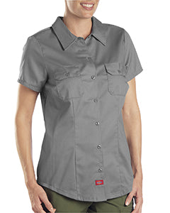 dickies_fs574_graphite_company_logo_button downs