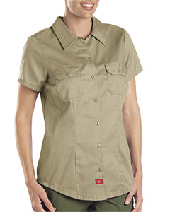 dickies_fs574_khaki_company_logo_button downs