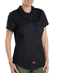 dickies_fs574_black_company_logo_button downs