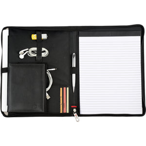 Wenger® Tech Zippered Padfolio