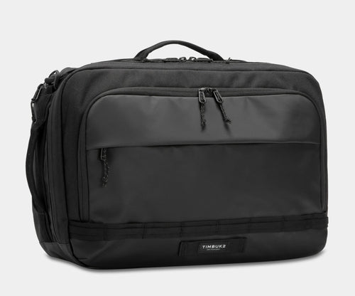 timbuk2 scheme convertible briefcase backpack 3550-4 jet black