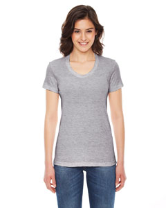 american apparel_tr301w_athletic grey_company_logo_t-shirts