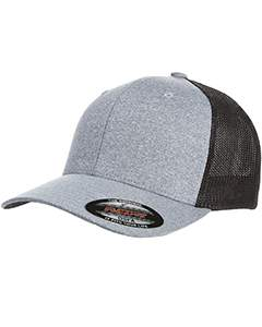 flexfit_y6311_heather/ black_company_logo_headwear