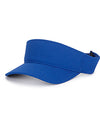 Yupoong Adult Cool & Dry Visor Y8110 ROYAL