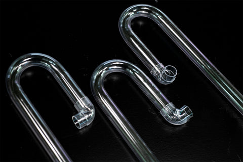 Aquario Neo Flow Lily Pipe 13MM Inlet / Outlet and Neo Holder Set 8