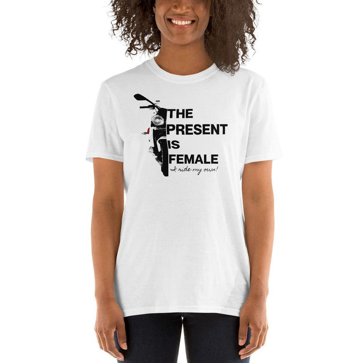 The Present is Female - SensibleTees