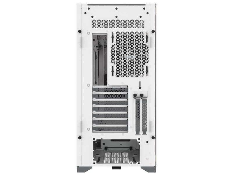Corsair 5000D Tempered Glass Mid-Tower ATX PC Case — Black/White-PC Cases-Availability_In Stock, Brand_Corsair, Form Factor_Mid Tower, Supplier3-Gear Here